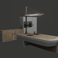Boat Kitchen V2