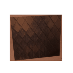 Transparent Dark Glass One