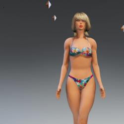Tiny Bikini #1