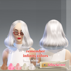 remember-base white -infinity colors