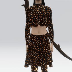 Pumpkin Dress (TM)