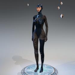 Avatar,   Cyber Jaïna