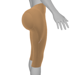 Shapewear - Super Badonkadonk 3000 XXXL  - Butt