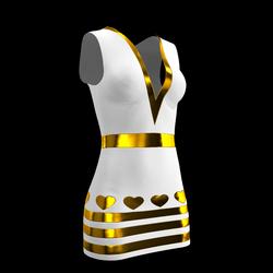 Lily Heart Dress 08