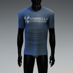 Umbrella Corporation T-Shirt Royal Heather