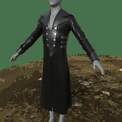 Steam Punk Victorian Jacket