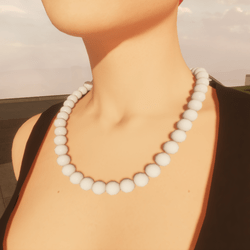 TKA-Pearl necklace
