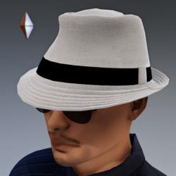 TKA Hat trilby man cotton 5