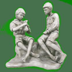 Statue : Le Partage