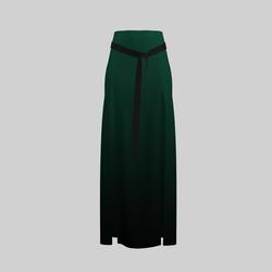 Skirt Briana Gradient Green 2.0
