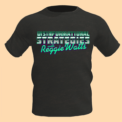 REGGIE WATTS - Disinformational Strategies (Purple/Green) Male