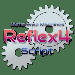 Reflex4 mesh anim control 4.5