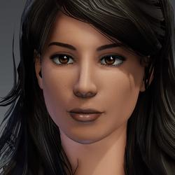 Bella 1.0 -Tanned Custom Avatar