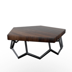 Geo Coffee Table Cherry