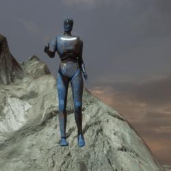Robot_animated ( welcome)