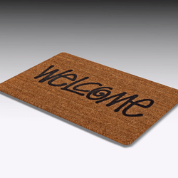 Welcome mat 001