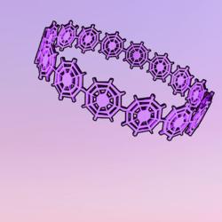 Netty Choker Lilac