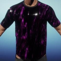 [US] Shatterd fractals T shirt