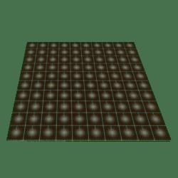 Reference Grid 10x10 Black