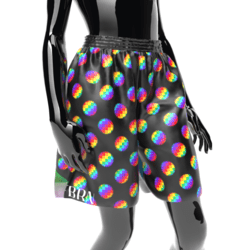 Metroid shorts female
