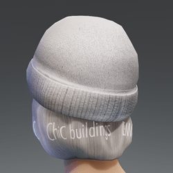 Winter Cap with Color change Cap DEMO