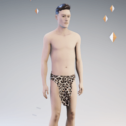 Loincloth - Male