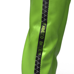 Slime sweatpants female