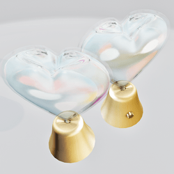 Valentine Heart Lamp