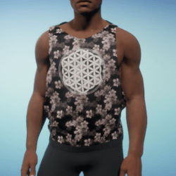 Flower Of Life TankTop