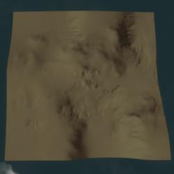 Sandy Terrain
