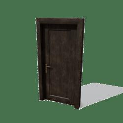 DoorSet B [Grunge Dark]