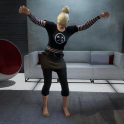 Rave Dance 3 (Female)