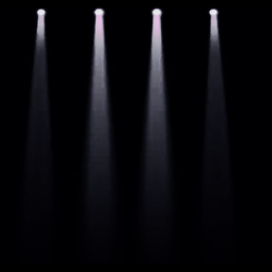 Dancing Spotlights