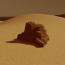 Desert Rock 1