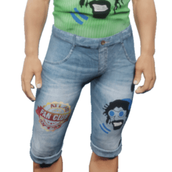 Draxtor_funClub_ShortJeans