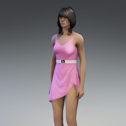 Dress Lara 2.0 rose