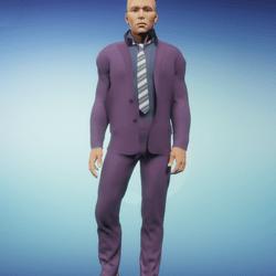 Buckaroo Banzai Suit
