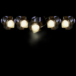 Stage Spotlights Effect