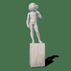 Duck Statue