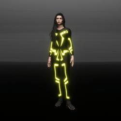 Virus Grid Suit (F)