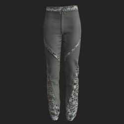 Fran pants gray