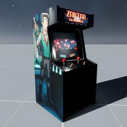 Space Squad Arcade Game