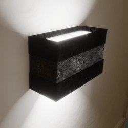 Modern Wall Light [01]