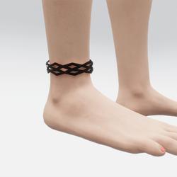 Anklet 1 Black (TM)
