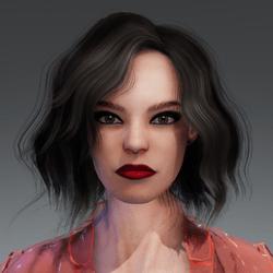 Daphne Makeup Combo D-Red