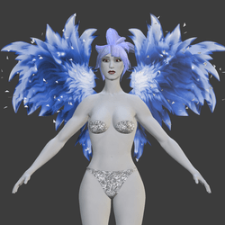 White Avatar Fairy