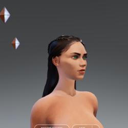 Ava 4 - female avatar