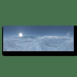 Skybox Silent Snow