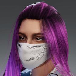 Ahegao Mask 3