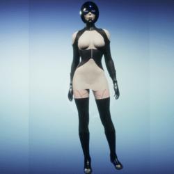 Ritako Cyborg Avatar